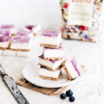 Zùsto Blueberry cheesecake